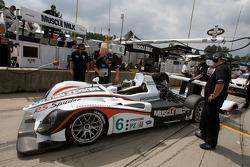 #6 Team Cytosport Porsche RS Spyder Porsche: Greg Pickett, Klaus Graf, Sasha Maassen