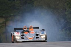 #12 Autocon Motorsports Lola B06/10 AER: Bryan Willman, Chris McMurry, Tony Burgess ont quelques pro