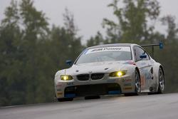 #90 BMW Rahal Letterman Racing Team BMW E92 M3: Bill Auberlen, Joey Hand, Andy Priaulx