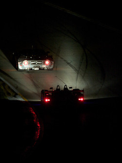 #40 Robertson Racing Doran Ford GT MK 7: David Robertson, Andrea Robertson, David Murry, #37 Intersp