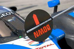 Sucette Team Peugeot Total