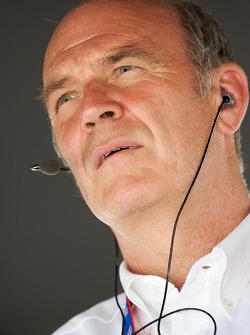 Le chef d'Audi Sport, Dr. Wolfgang Ullrich