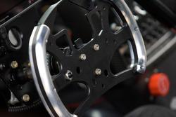 Le volant de la nouvelle RSR Jaguar XKR