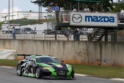RSR Jaguar XKR avec Paul Gentilozzi au volant