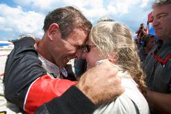 GT2: le poleman David Murry avec Andrea Robertson