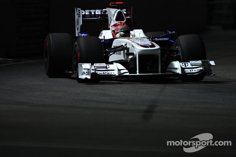 Robert Kubica, BMW Sauber F1 Team, Grand Prix Singapuru 2009
