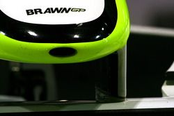 Brawn GP: Frontpartie