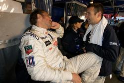 Franck Montagny et Nicolas Minassian