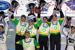 P2 : victoire de Butch Leitzinger, Marino Franchitti et Ben Devlin