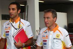 Bob Bell, Renault F1 Team, director general del equipo