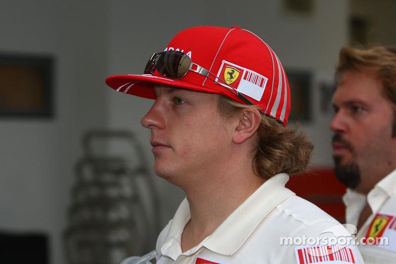 Kimi Raikkonen (2009)