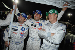 Nicolas Minassian, Franck Montagny et Dr. Wolfgang Ullrich