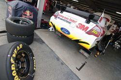 3M Ford Fusion au garage