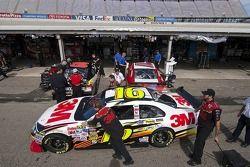 La 3M Ford Fusion dans le garage