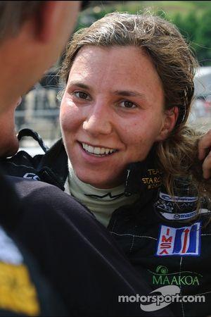 Seconde place pour Simona De Silvestro