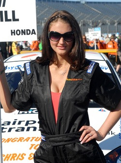 Paul O'Neill's Grid Girl