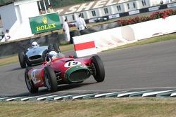 Jochen Mass - Lancia -Ferrari D50a