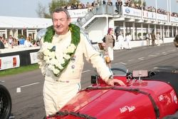 Nick Mason Wins The Brooklands Trophy In Aston Martin Ulster