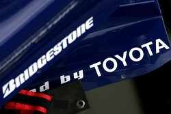 Williams F1 Team body work detay