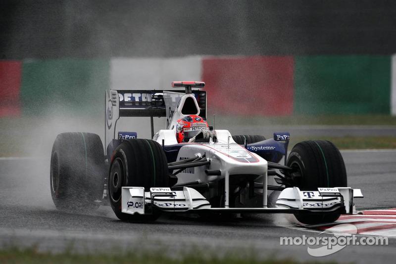 Robert Kubica, Grand Prix Japonii 2009