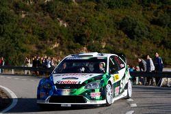 Matthew Wilson and Scott Martin, Stobart VK M-Sport Ford Rally Team Ford Focus RS WRC 08