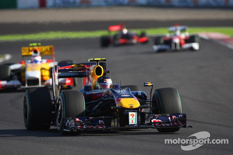 2009 - Sebastian Vettel, Red Bull
