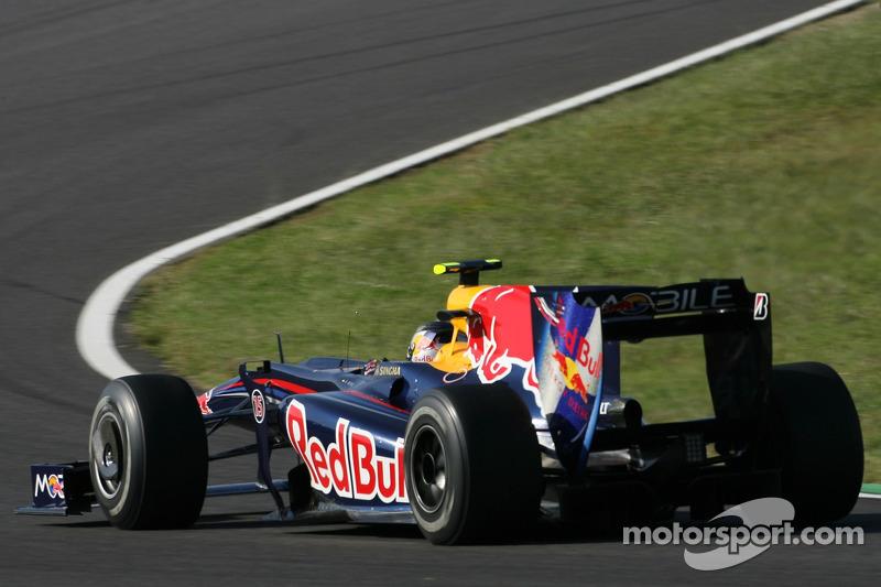 2009: Sebastian Vettel, Red Bull - Renault
