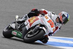 Alex De Angelis, San Carlo Honda Gresini