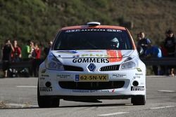 Kevin Abbring and Erwin Mombaerts, Renault Clio RS