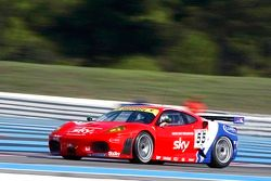 #55 CRS Racing Ferrari F430: Chris Niarchos, Tim Mullen