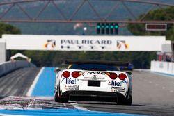 #4 Pekaracing Carsport Corvette Z06: Mike Hezemans, Anthony Kumpen