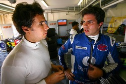 Enrique Bernoldi & Roberto Streit