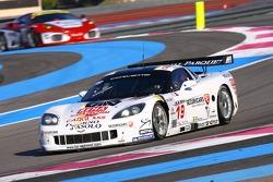 #19 Luc Alphand Aventures Corvette Z06: Xavier Maassen, Thomas Biagi