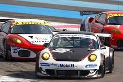 #60 Prospeed Competition Porsche 911 GT3 RSR: Emmanuel Collard, Richard Westbrook
