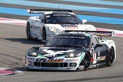 #3 Selleslagh Racing Team Corvette Z06: Bert Longin, James Ruffier