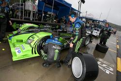 #9 Patron Highcroft Racing Acura ARX-02a Acura