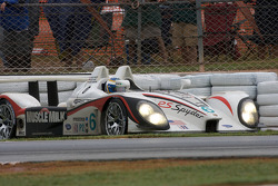 #6 Team Cytosport Porsche RS Spyder Porsche: Greg Pickett, Klaus Graf, Sascha Maassen spins in the w