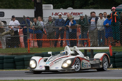 #6 Team Cytosport Porsche RS Spyder Porsche: Greg Pickett, Klaus Graf, Sascha Maassen heads back to