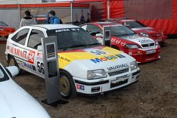 La Vauxhall championne