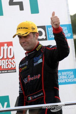 Troisième place pour Fabrizio Giovanardi