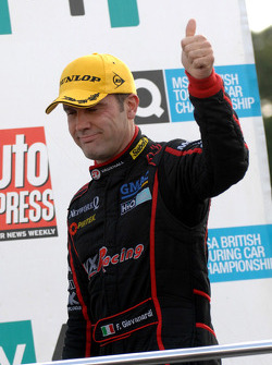 3rd place Fabrizio Giovanardi
