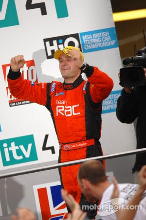 Le champion 2009 : Colin Turkington
