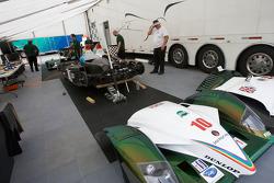 #10 ECO Racing Radical SR9 AER