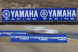 #6 Team Cytosport Porsche RS Spyder Porsche: Greg Pickett, Klaus Graf at speed