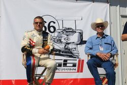 Gil De Ferran and Jim Hall Q & A with the fans