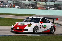 #71 Synergy Racing Porsche GT3: Carey Grant, Kevin Grant, Milton Grant