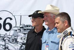 Jim Hall II, Jim Hall and Gil de Ferran