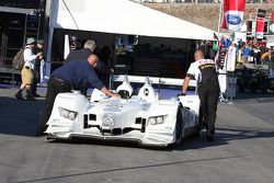 De Ferran Motorsports: paddock
