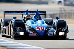 #48 Corsa Motorsports Ginetta-Zytek 09HS Zytek: Johnny Mowlem, Stefan Johansson