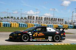 #21 Battery Tender/ MCM Racing Pontiac GTO.R: Bryan Ortiz, Mike Sweeney